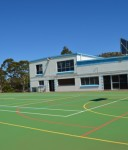 The newly upgraded Jack Martin Memorial Sports Complex in Toowoomba.