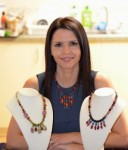 IBA assisted artist and designer Kathleen Buzzacott to start a home-based business near Alice Springs.