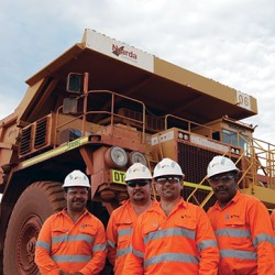 Mining and Mine Services
