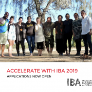 Accelerate with IBA 2019 applications now open