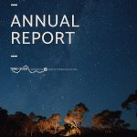 Image of IBA annual report cover